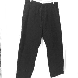 Gauze 100% organic cotton summer pants